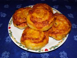 Pizza pastries